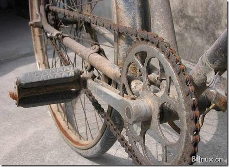 后轮驱动系统