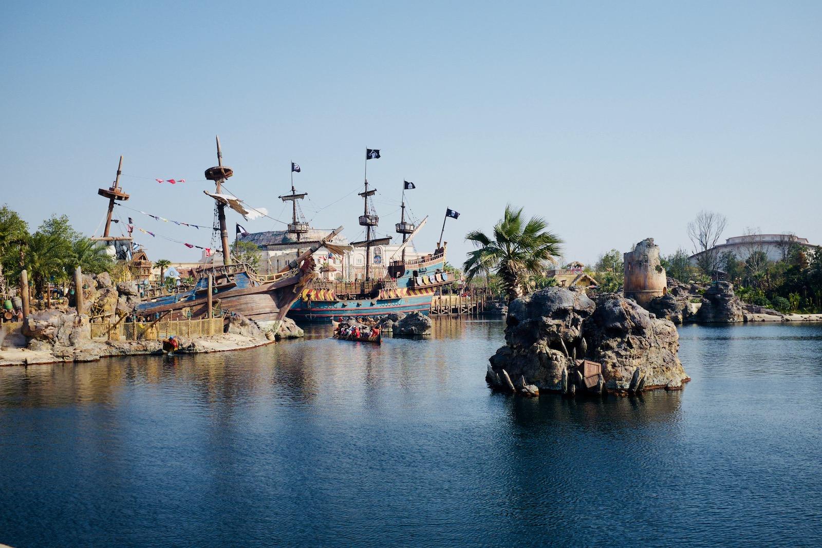 迪士尼加勒比海盗