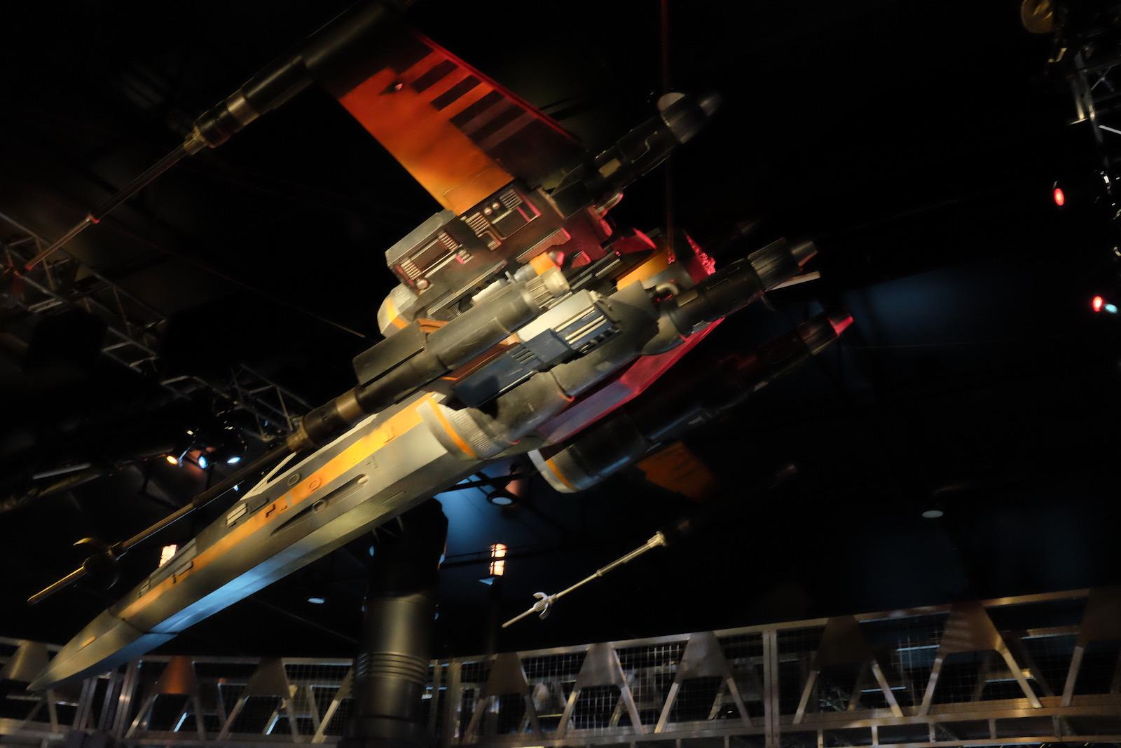 迪士尼 X 战机